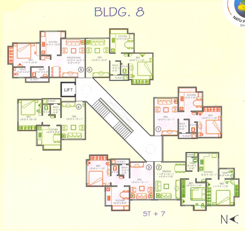 Ozone Valley Floor Plan III