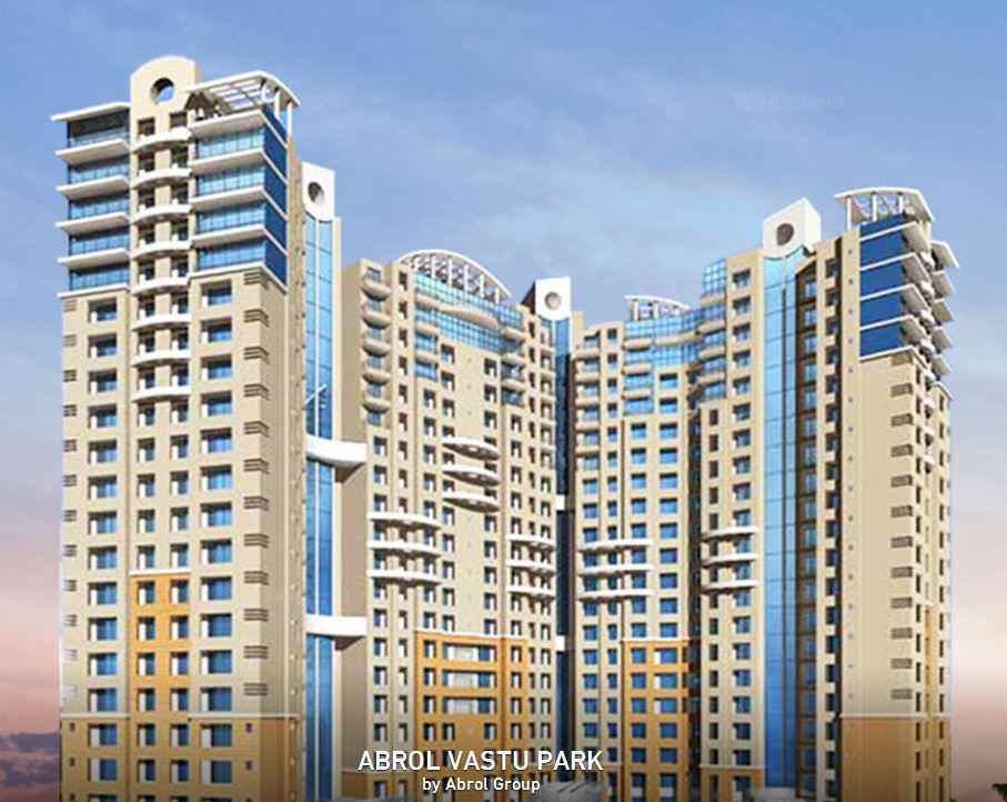 Flat on rent in Abrol Vastu Park, Malad West