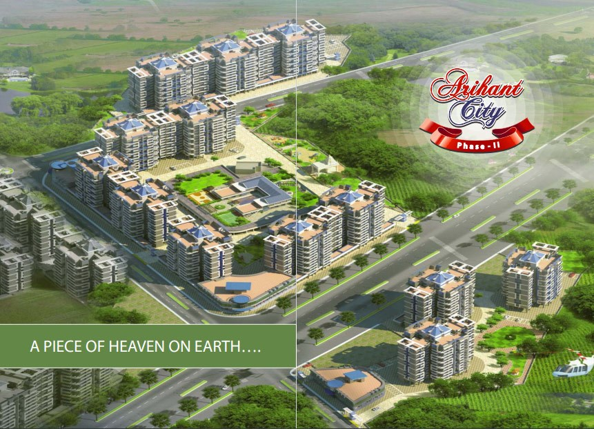 Arihant City Phase - 2