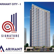 Arihant City Signature Tower D3