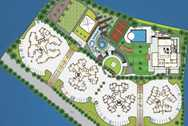 15778 Oth Layout Plan - Parkwoods, Thane West
