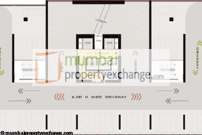 Ruparel Jewel Ground Floor PLan