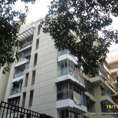 Flat on rent in Orva, Bandra West