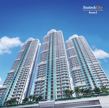 Sunteck City Avenue 1 by Sunteck Realty Limited