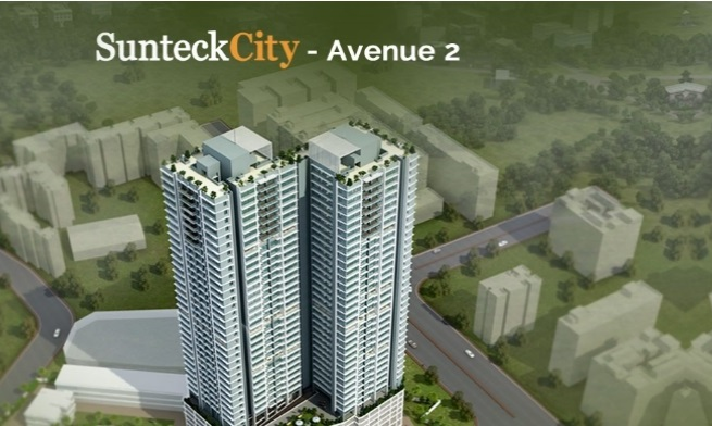 Sunteck City Avenue 2 Project At Goregaon West By Sunteck