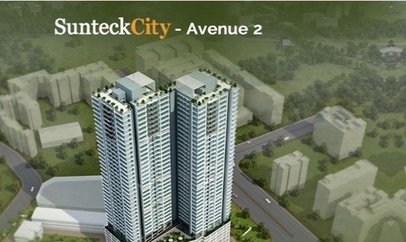 Sunteck City Avenue 2 by Sunteck Realty Limited