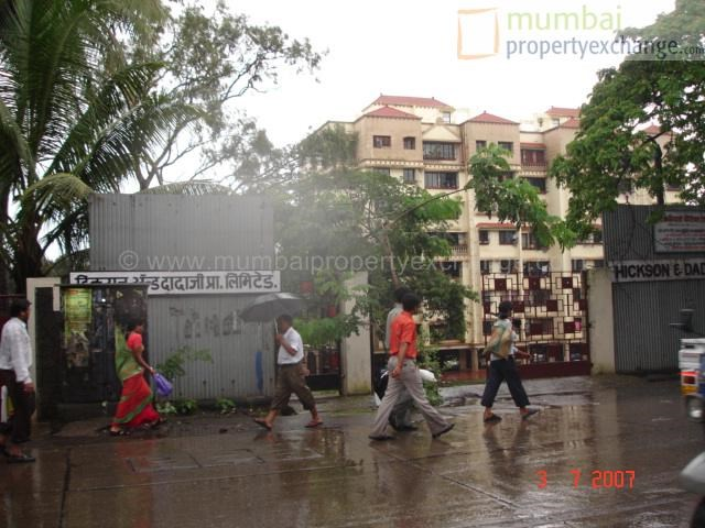 Umiya Nagar II 4 July 2007