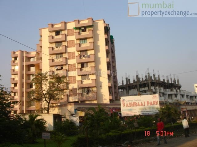 Yashraaj Park, Thane West