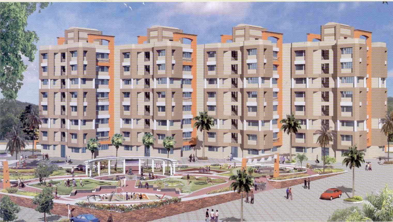 Sukur Residency Building Picture