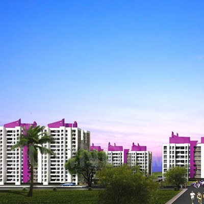 Flat for sale in Puranik City, Thane West