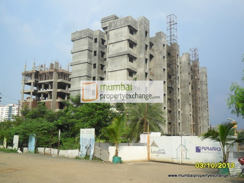 Puranik City Phase III 5th Oct 2013