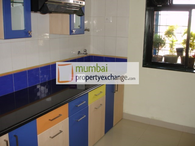Puranik City Phase III Sample Kitchen