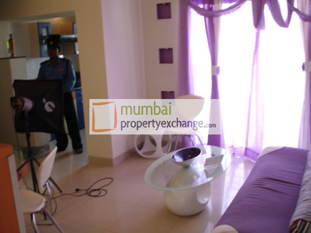 Puranik City Phase III Sample Living