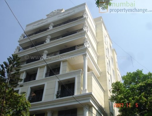 Flat on rent in Louella, Bandra West