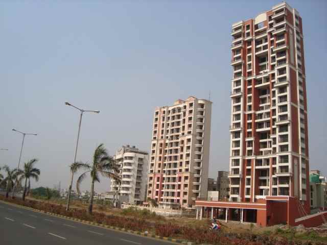 Flat for sale in Sea Homes, Nerul