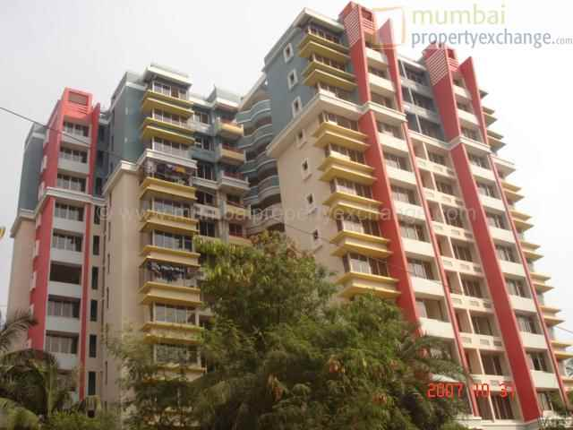 Flat on rent in Awesome Heights, Andheri East