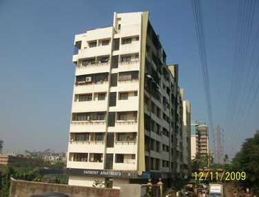 Flat on rent in Harmony Apartments, Andheri East