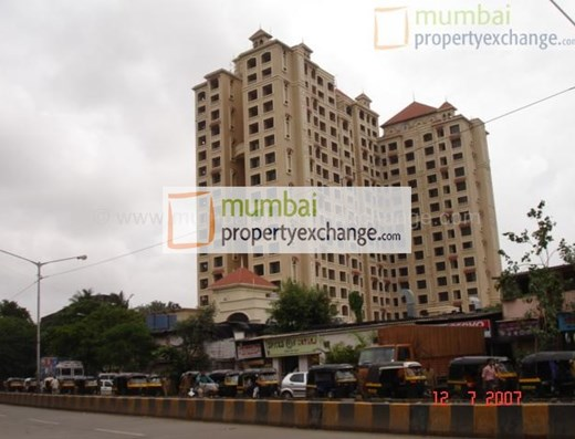 Flat on rent in Kukreja Residency, Chembur