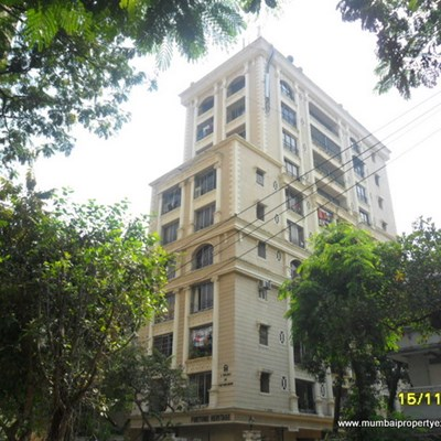 Flat on rent in Fortune Heritage, Bandra West