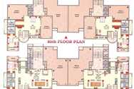 1721 Oth 19 And 20Th Floor Plan - Sea Queen Heritage