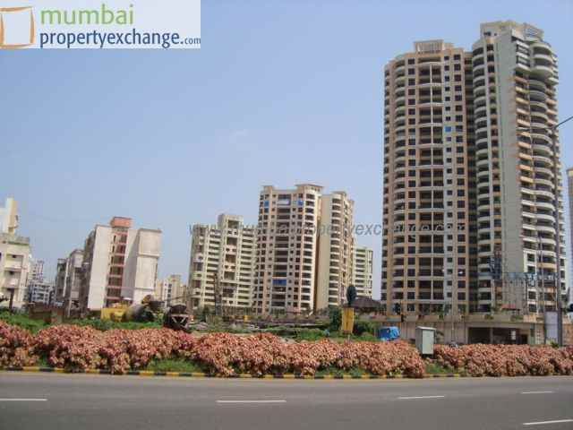 Flat on rent in sHREEJI hEIGHTS, Nerul