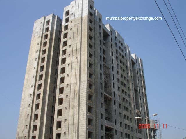 Twinkle Tower, Thane West