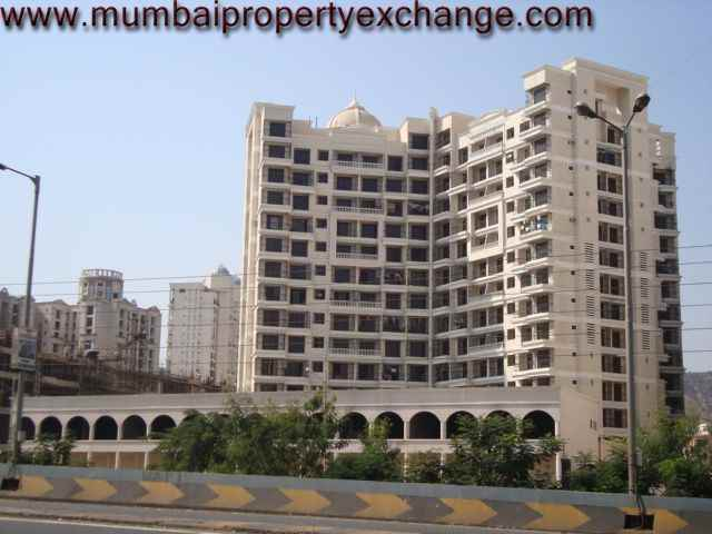 Flat for sale in Ravechi heights, Kharghar