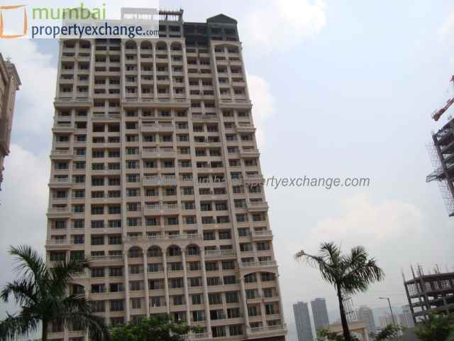 Flat on rent in Kshitij, Vashi