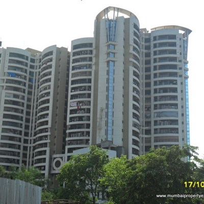 Flat for sale in RNA Royale Park, Kandivali West