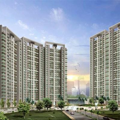Flat on rent in Mahindra Splendour, Bhandup