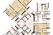 1894 Oth Floor Plan 2  - Orchid Woods, Goregaon East