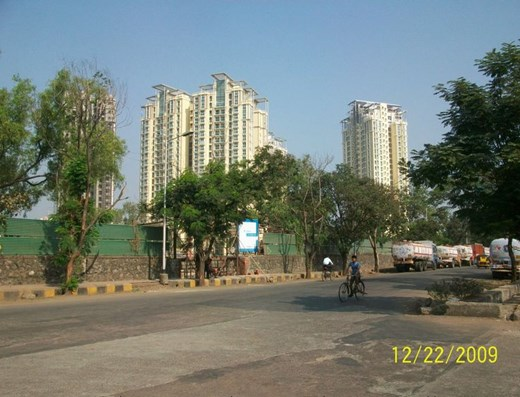 Flat for sale in Vasant Lawns, Thane West