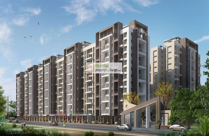 Mohan Nano Estate Elevation