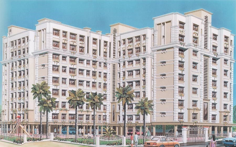 Rajeshri Apartment Main Building