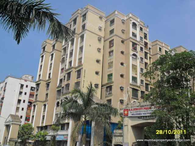Flat on rent in Bhoomi Hills, Kandivali East