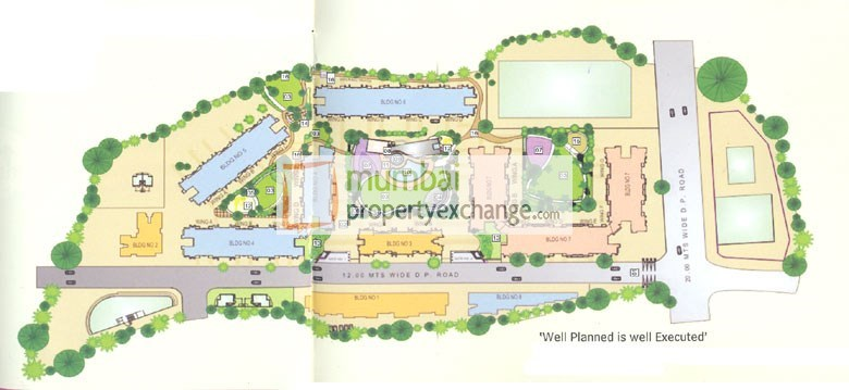 Vinay Unique Residency Layout