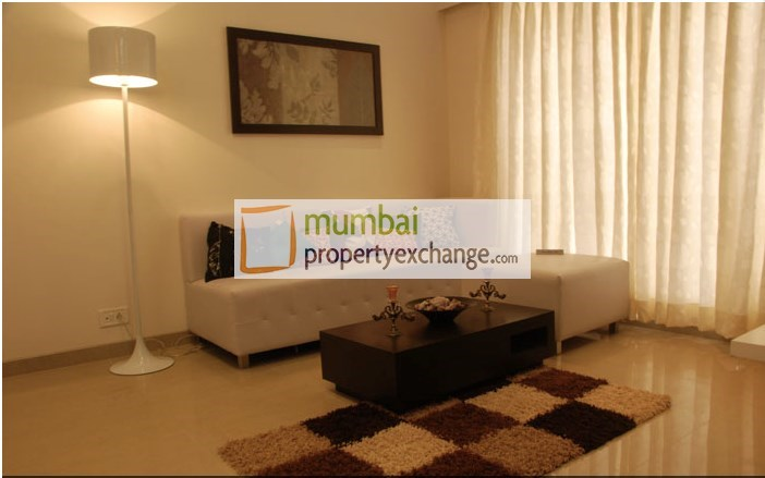 Vinay Unique Residency Sample Flat Living Room