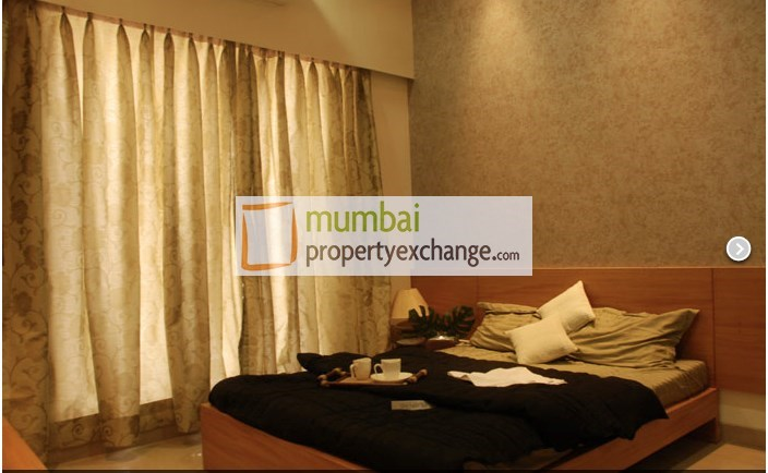 Vinay Unique Residency Sample Flat bedroom