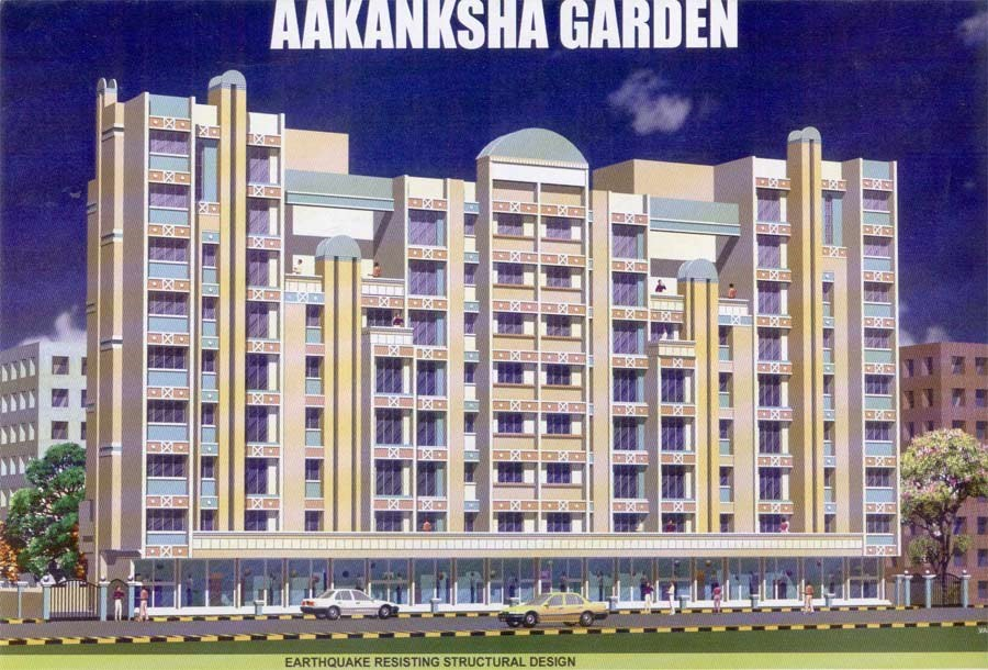 Aakanksha Garden Main Bldg