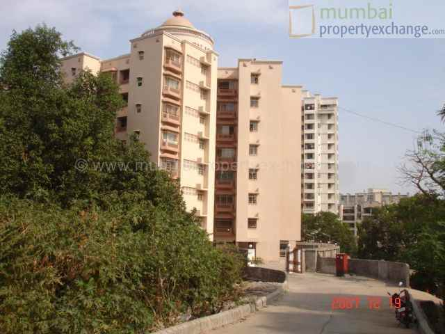 Flat for sale in Hill Palace, Thane West