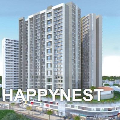 Happynest, Kandivali West by Tanna Infra Developers