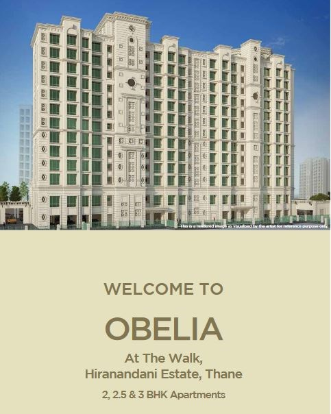 Hiranandani Obelia The Walk