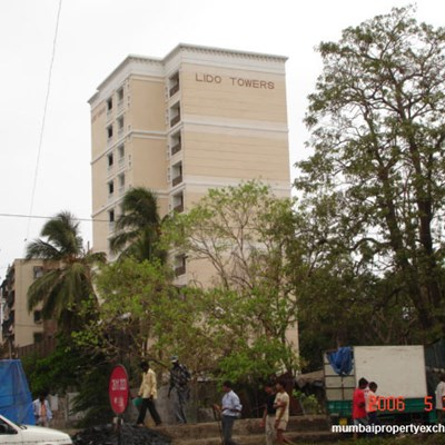 Flat for sale in Lido Towers, Juhu