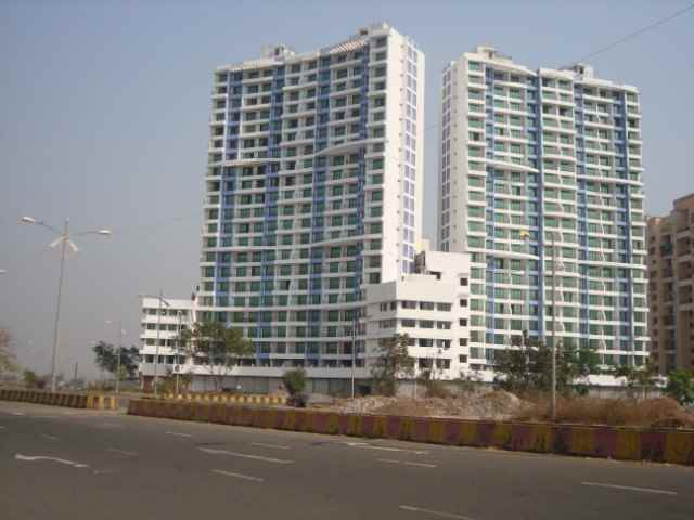 Flat on rent in Green Heritage, Kharghar