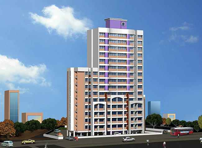 Flat for sale in Mannat Tower, Chembur