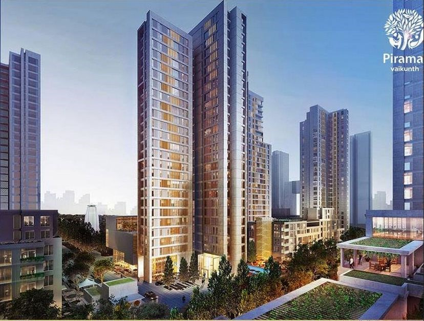 Piramal Vaikunth Junior Residences