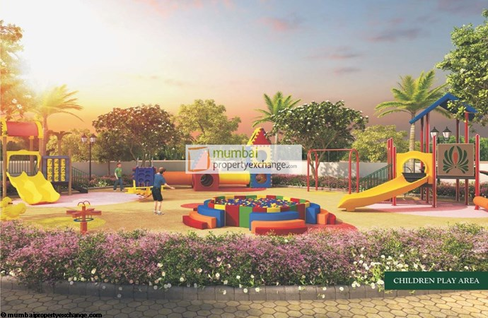 Safal Sky Kids play Area