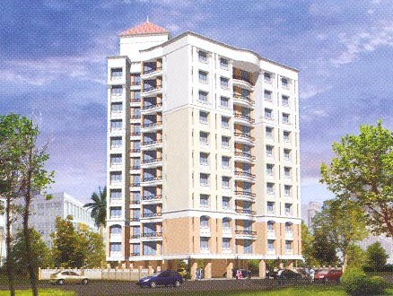 Flat for sale in Ganga Tower, Chembur