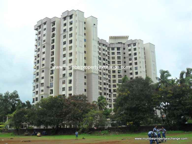 Flat on rent in Sheth Heights, Chembur