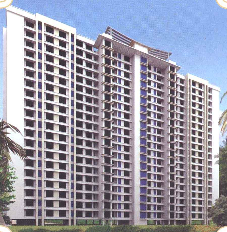 Flat for sale in Garden View, Goregaon East